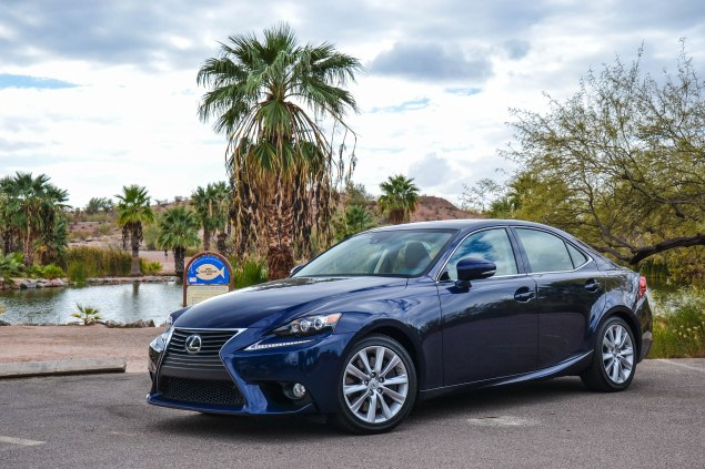 2014 Lexus IS350