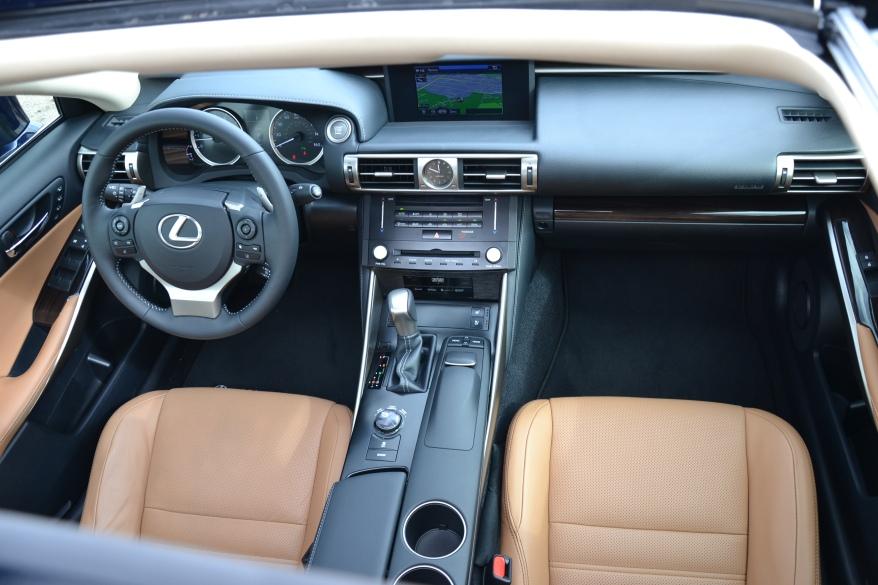 2014 Lexus IS350