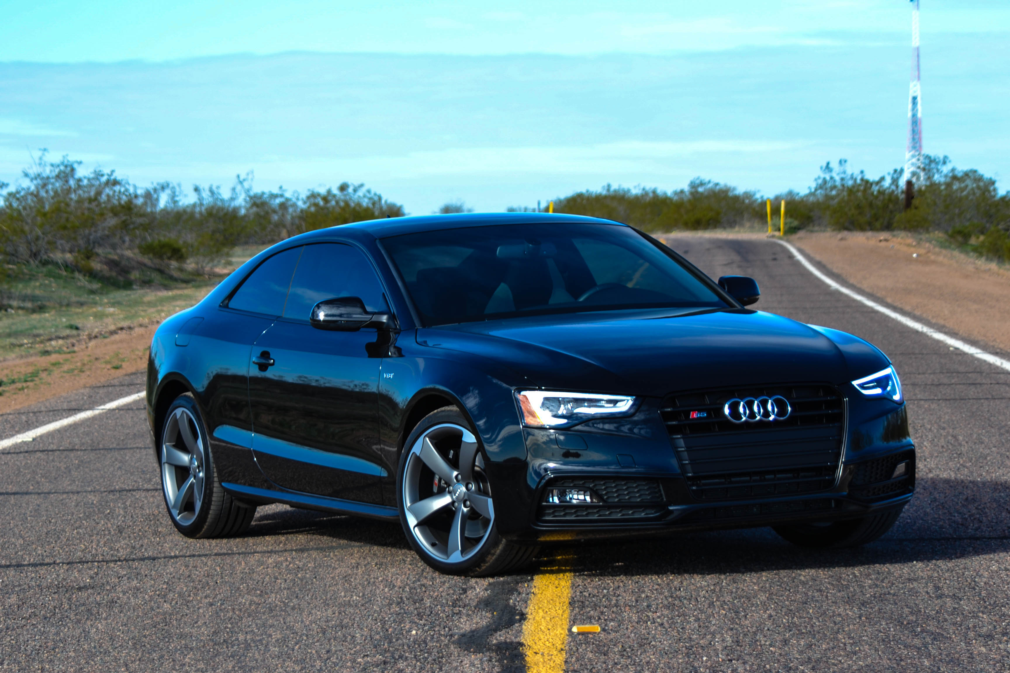 2014 Audi S5 171 Six Speed Blog