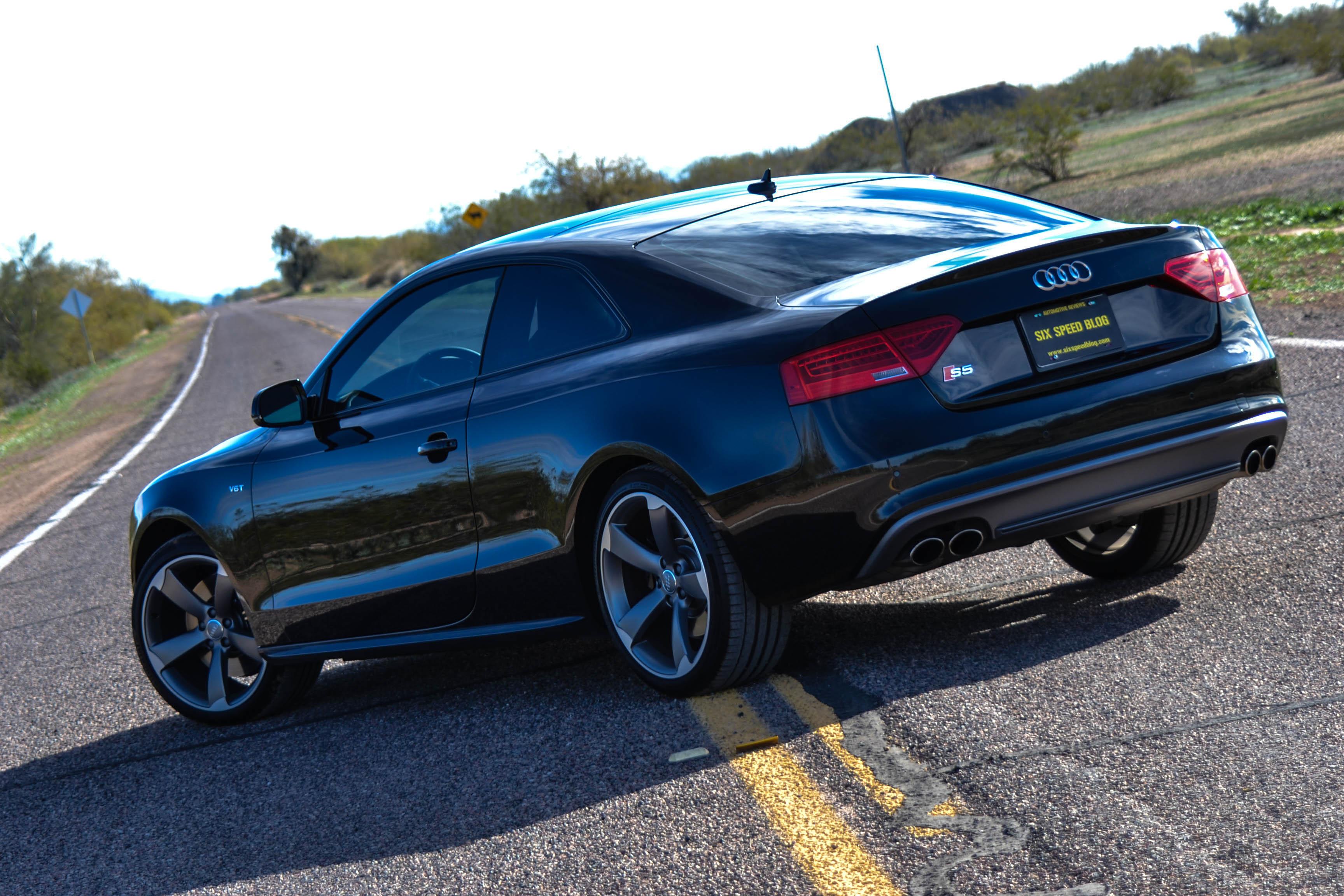 Audi Rs5 Black Optic Package 2014 Audi Rs5 Black Optic