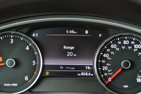 2014 VW Touareg - Challenge