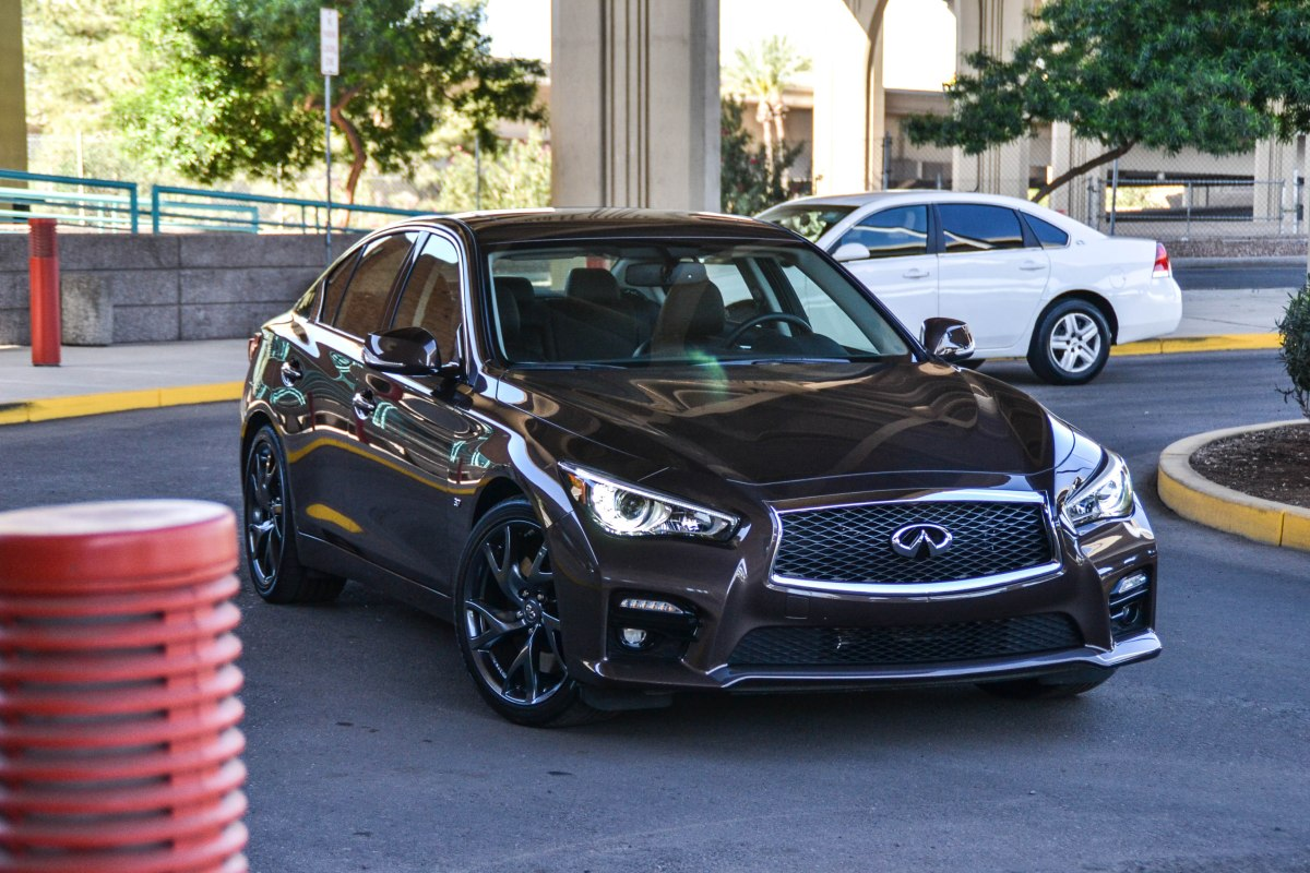 First Drive 2014 Infiniti Q50s 171 Six Speed Blog