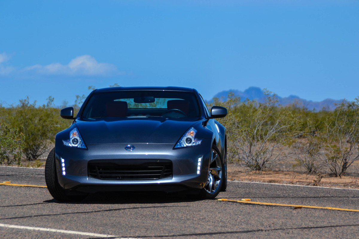 First Drive: 2014 Nissan 370Z (Manual) « SIX SPEED BLOG
