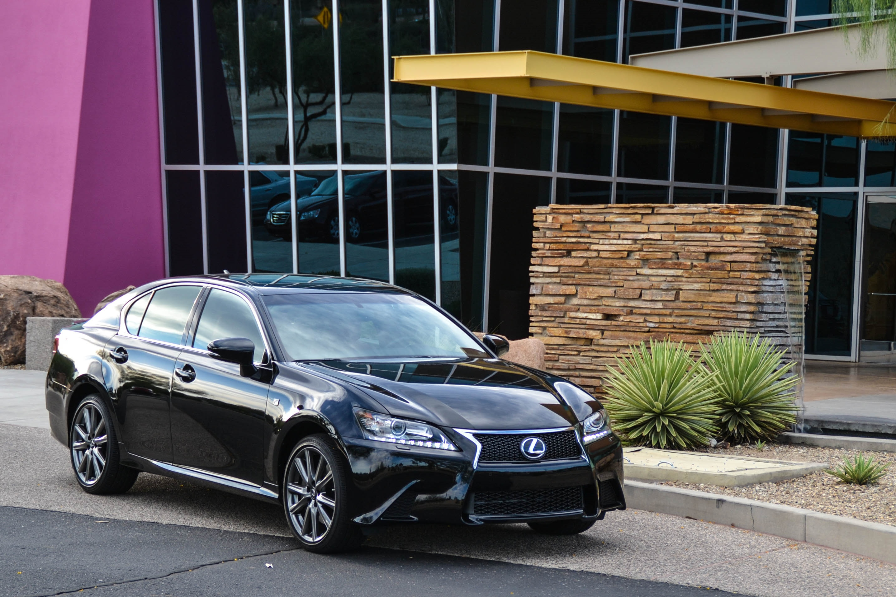 First Drive 2014 Lexus GS350 F Sport SIX SPEED BLOG