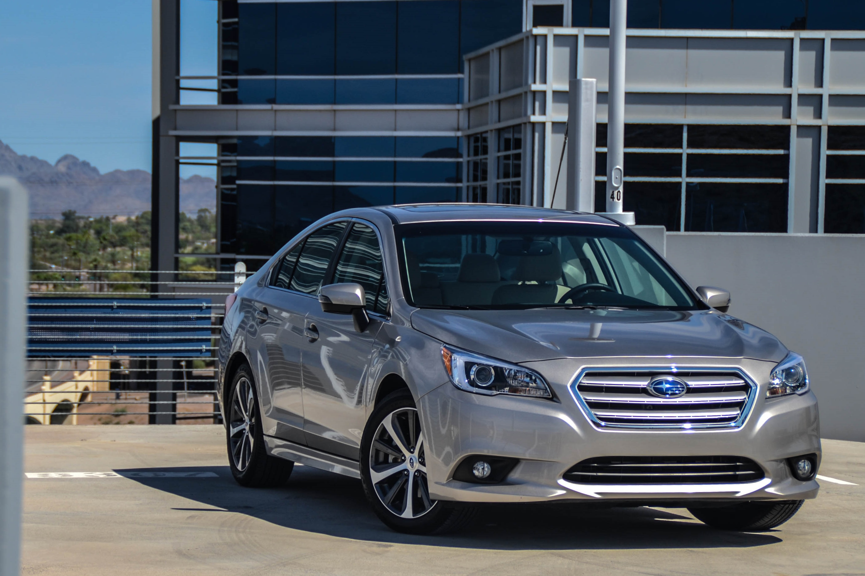 First Drive 2015 Subaru Legacy 36R Limited  SIX SPEED BLOG