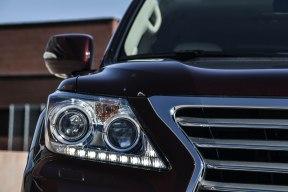 2014 Lexus LX570