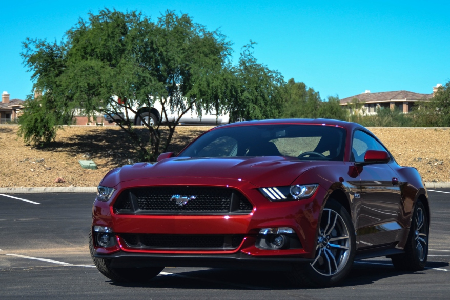 2015 Ford Mustang 5.0L GT