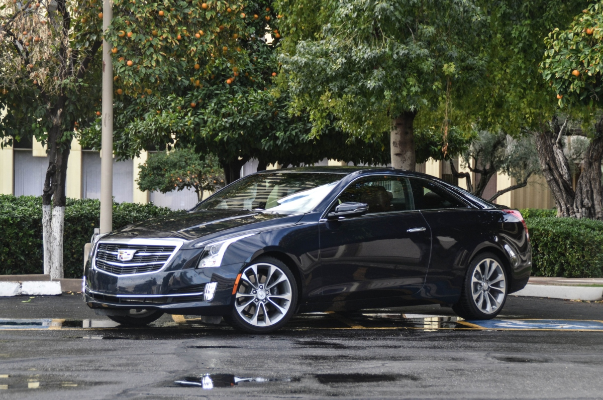 first drive 2015 cadillac ats coupe 2 0t six speed blog. Black Bedroom Furniture Sets. Home Design Ideas
