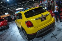 2015 Fiat 500 X