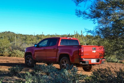 2015 Chevrolet Colorado Z71
