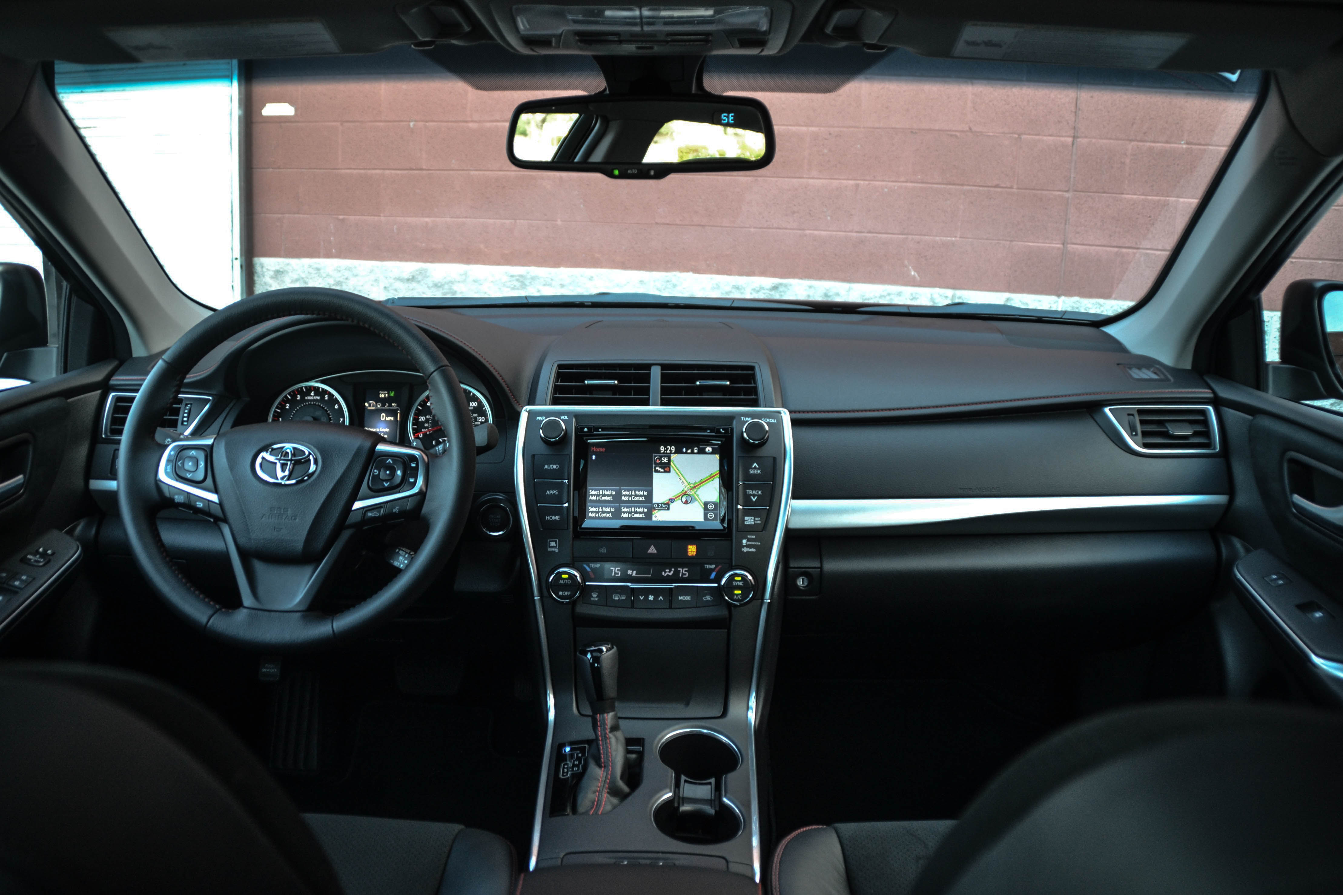 2015 toyota camry xse v6 six speed blog. Black Bedroom Furniture Sets. Home Design Ideas