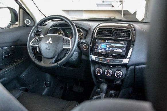 2015 Mitsubishi Outlander Sport SE_21