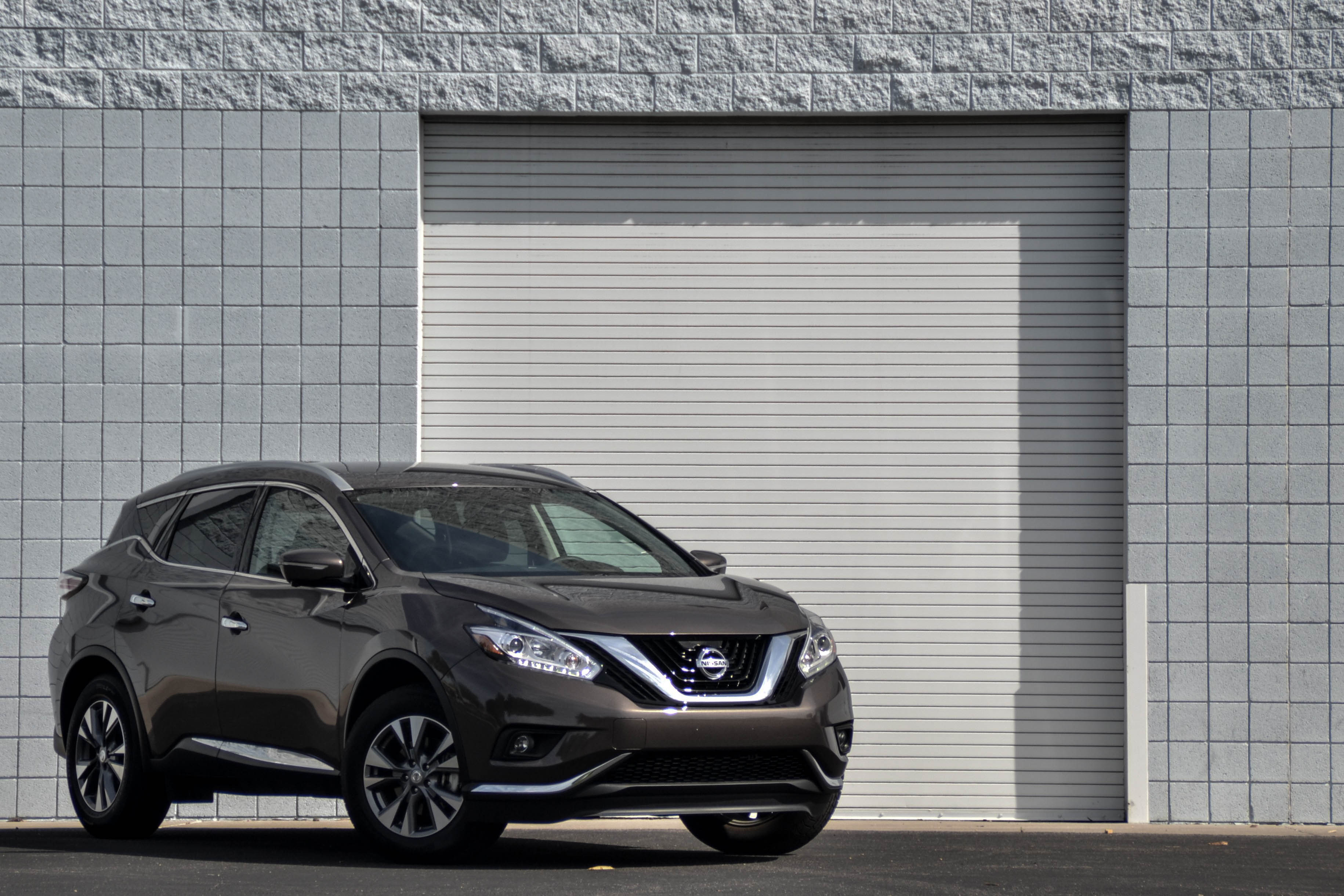 price awd sl road driving test reviews murano review nissan suv
