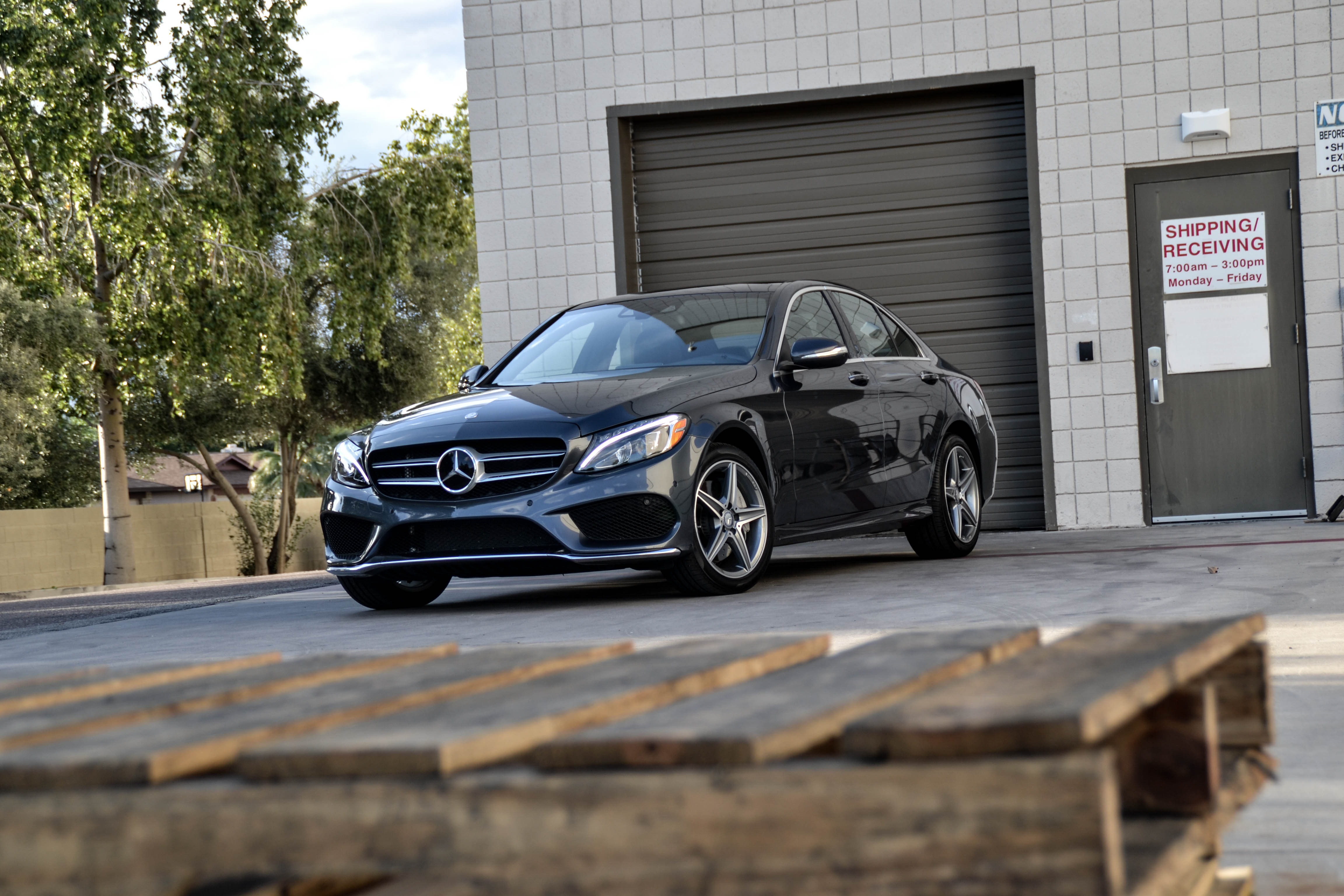 First Drive: 2015 Mercedes-Benz C400 W4 4MATIC - SIX SPEED ...