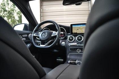 2015 Mercedes-Benz C400