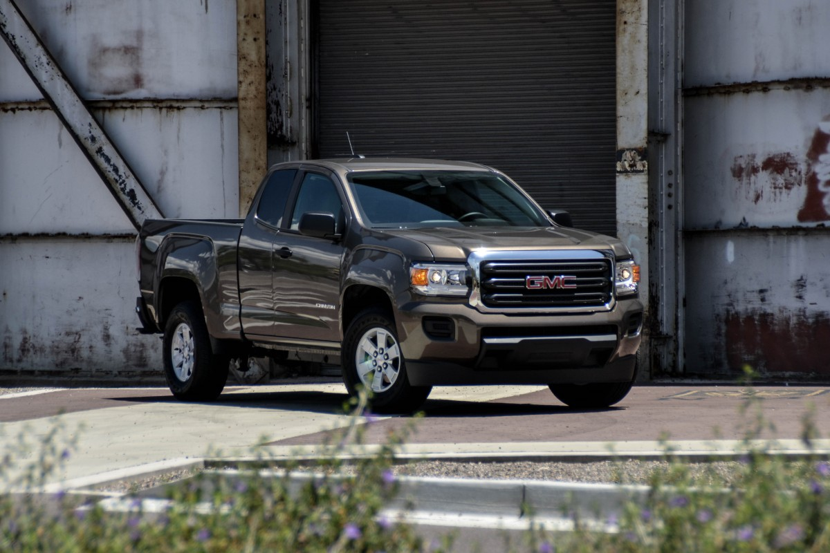 First Drive 2015 Gmc Canyon 25l Manual Six Speed Blog Chevy Colorado I4 Engine Diagram