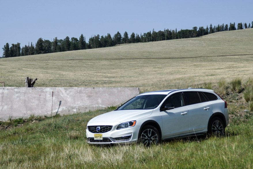 2015.5 Volvo V60 Cross Country