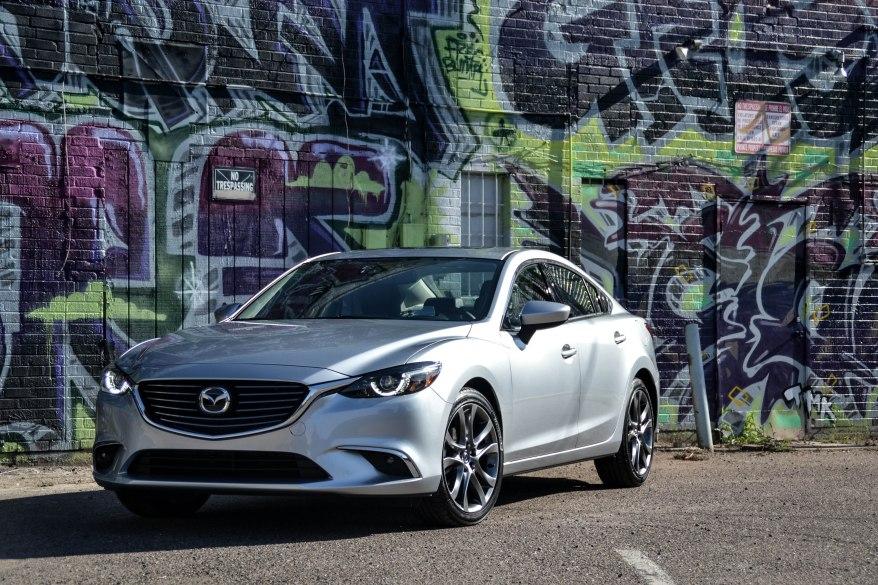 2016 Mazda 6 i Grand Touring