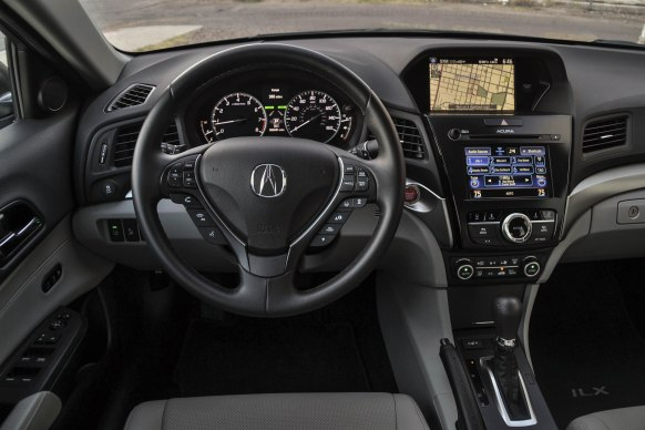 2016 Acura ILX Tech Plus