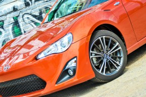 2015 Scion FR-S Automatic