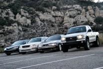 Group Car Shot