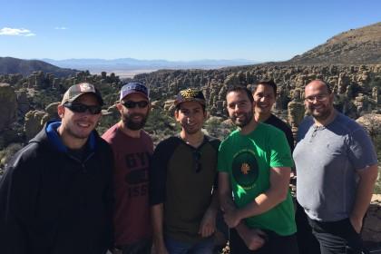 The Chiricahua National Monument - Group Shot