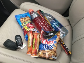 Snacks for the road!