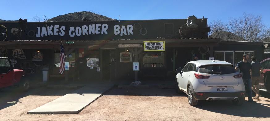 Jakes Corner Bar!