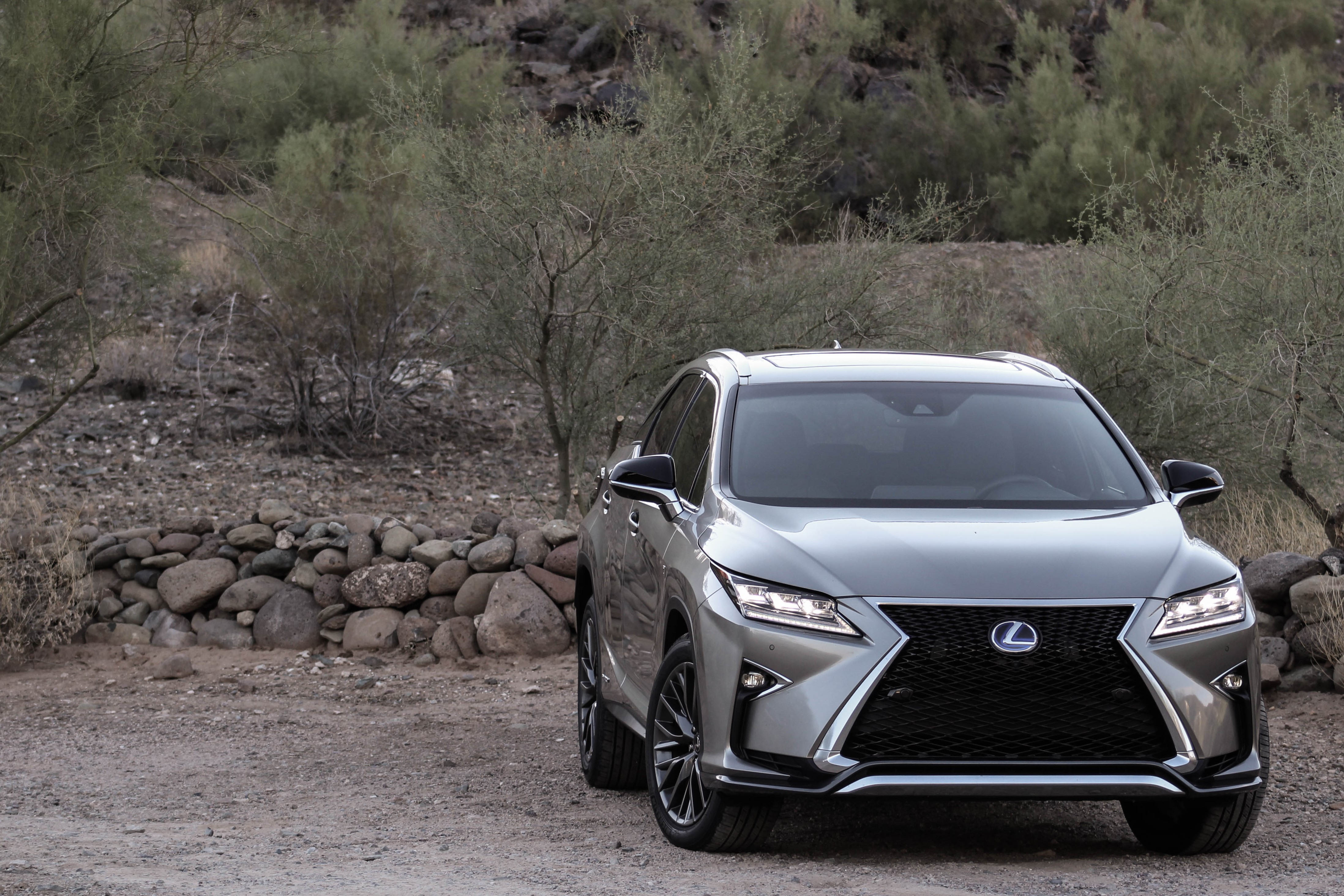 More Than Just Numbers 2017 Lexus RX 450h F SPORT SIX SPEED BLOG