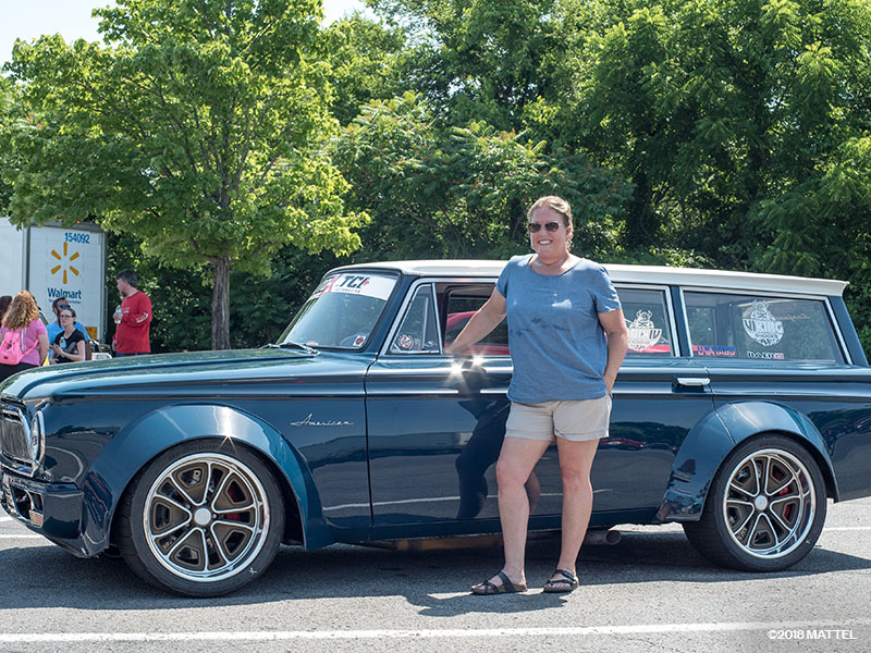 """Nashville, Tennessee – Suzy Bauter – """"Flare Witch Project"""" 1963 AMC Rambler Station Wagon.jpg"""