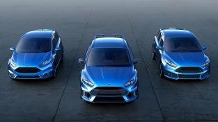 Fiesta ST, Focus RS, Focus ST