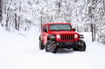 2018 JEEP WRANGLER UNLIMITED RUBICON 4X4