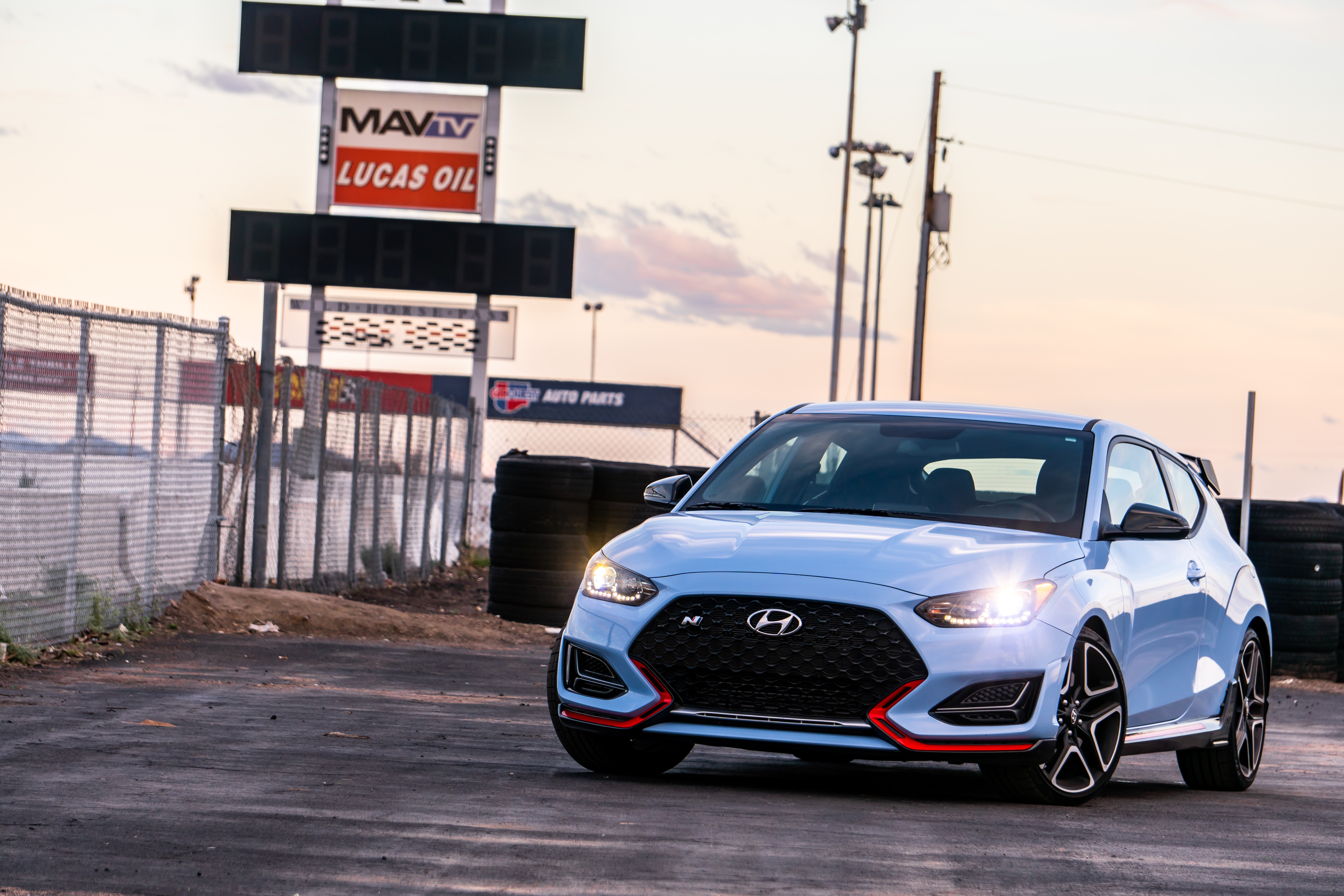 All the Right Ingredients: 2019 Hyundai Veloster N – SIX