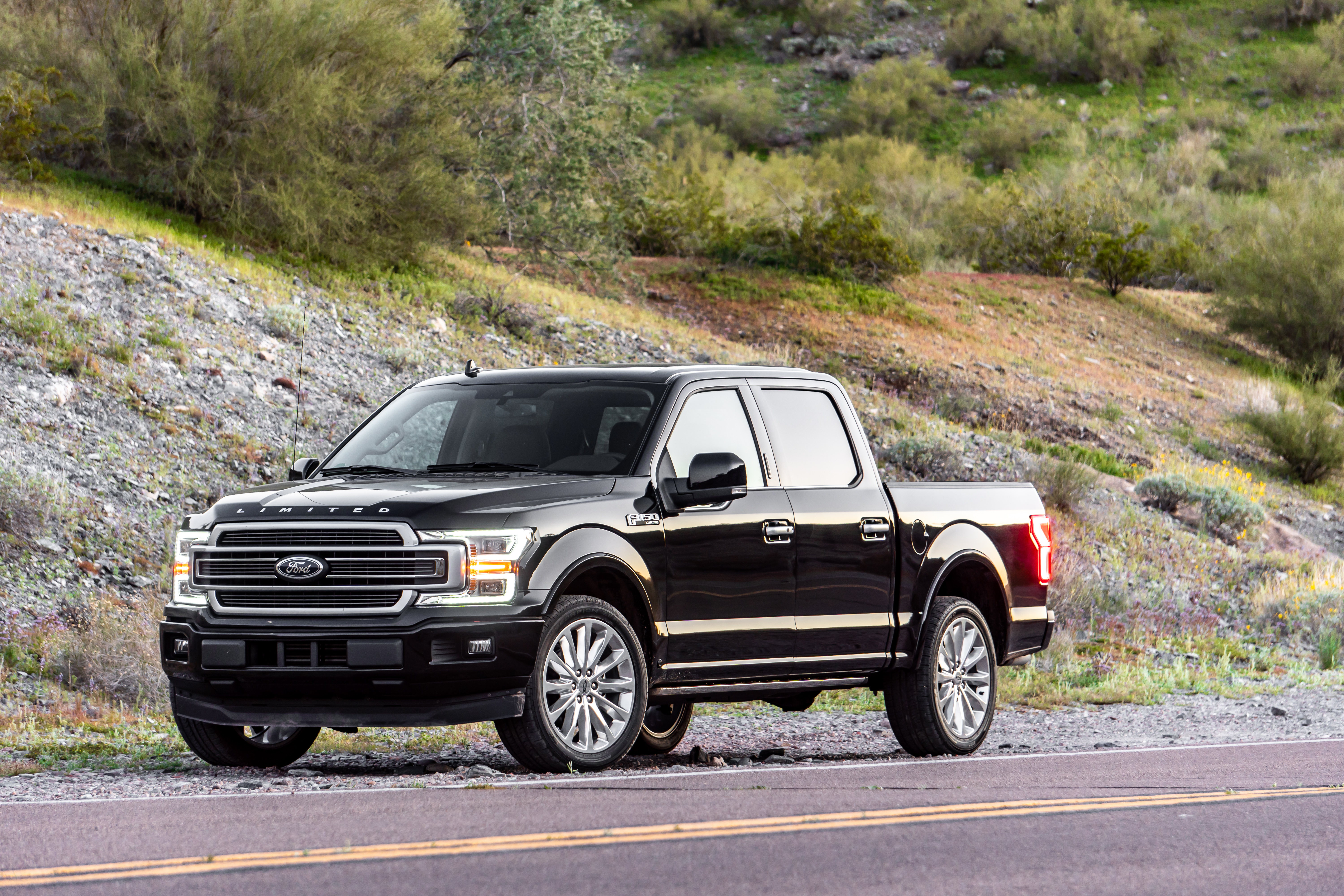 Bragging Rights 2019 Ford F 150 Limited With The 450