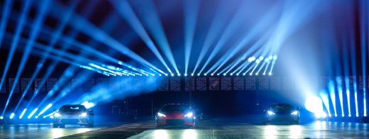 Chevrolet introduces the 2020 Corvette Stingray, the brand's first-ever production mid-engine Corvette, Thursday, July 18, 2019 in Tustin, California. The 2020 Stingray features a new 6.2L Small Block V-8 LT2 engine producing 495 horsepower and 470 lb-ft of torque when equipped with performance exhaust. The mid-engine layout provides better weight distribution, better responsiveness and control, as well as the fastest 0-60 time of any entry-level Corvette. The 2020 Chevrolet Corvette Stingray goes into production in late 2019 and will start under $60,000. (Photo by Steve Fecht for Chevrolet)