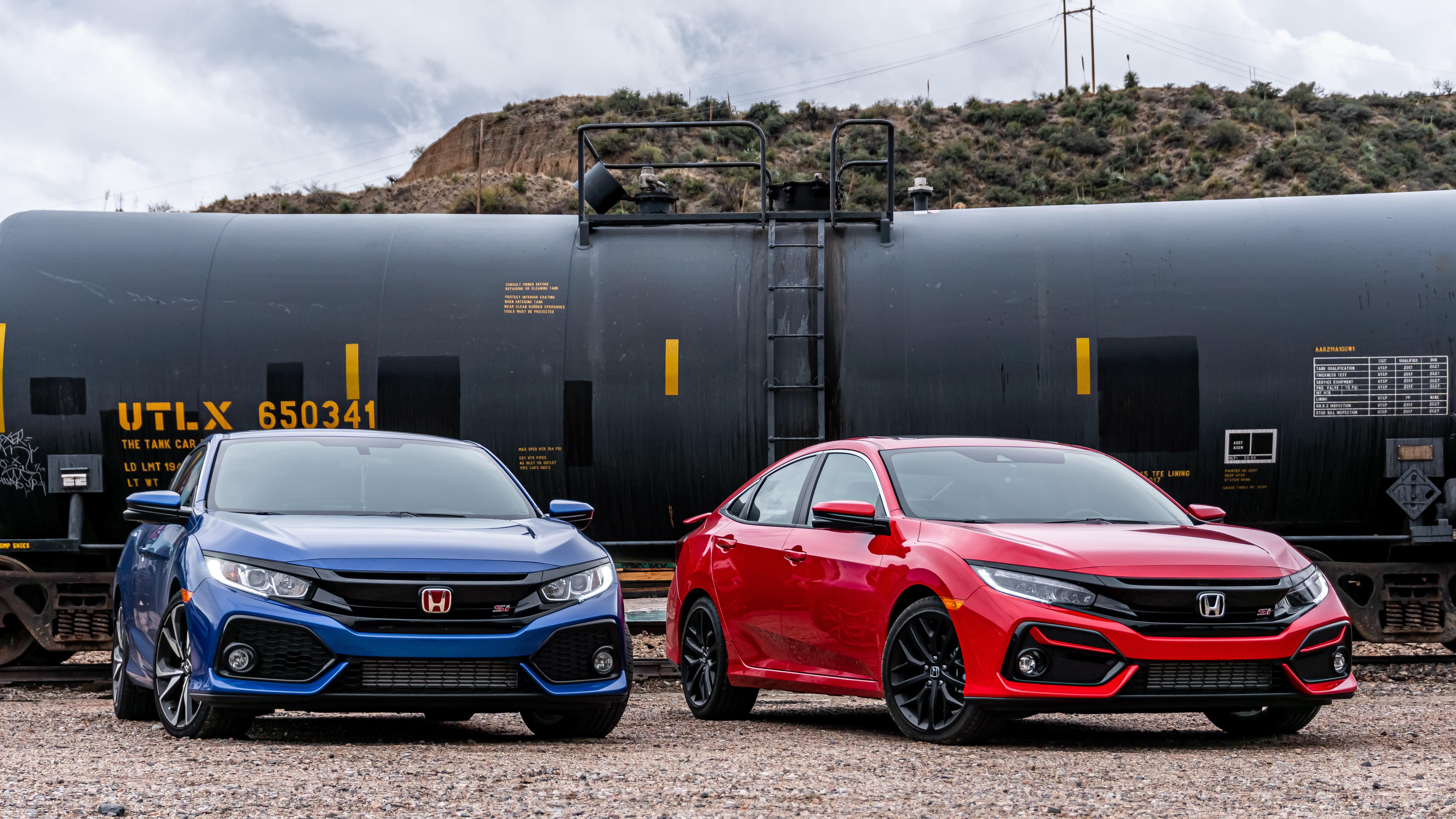 Improved Performance More Ordinary 2020 Honda Civic Si Six Speed Blog