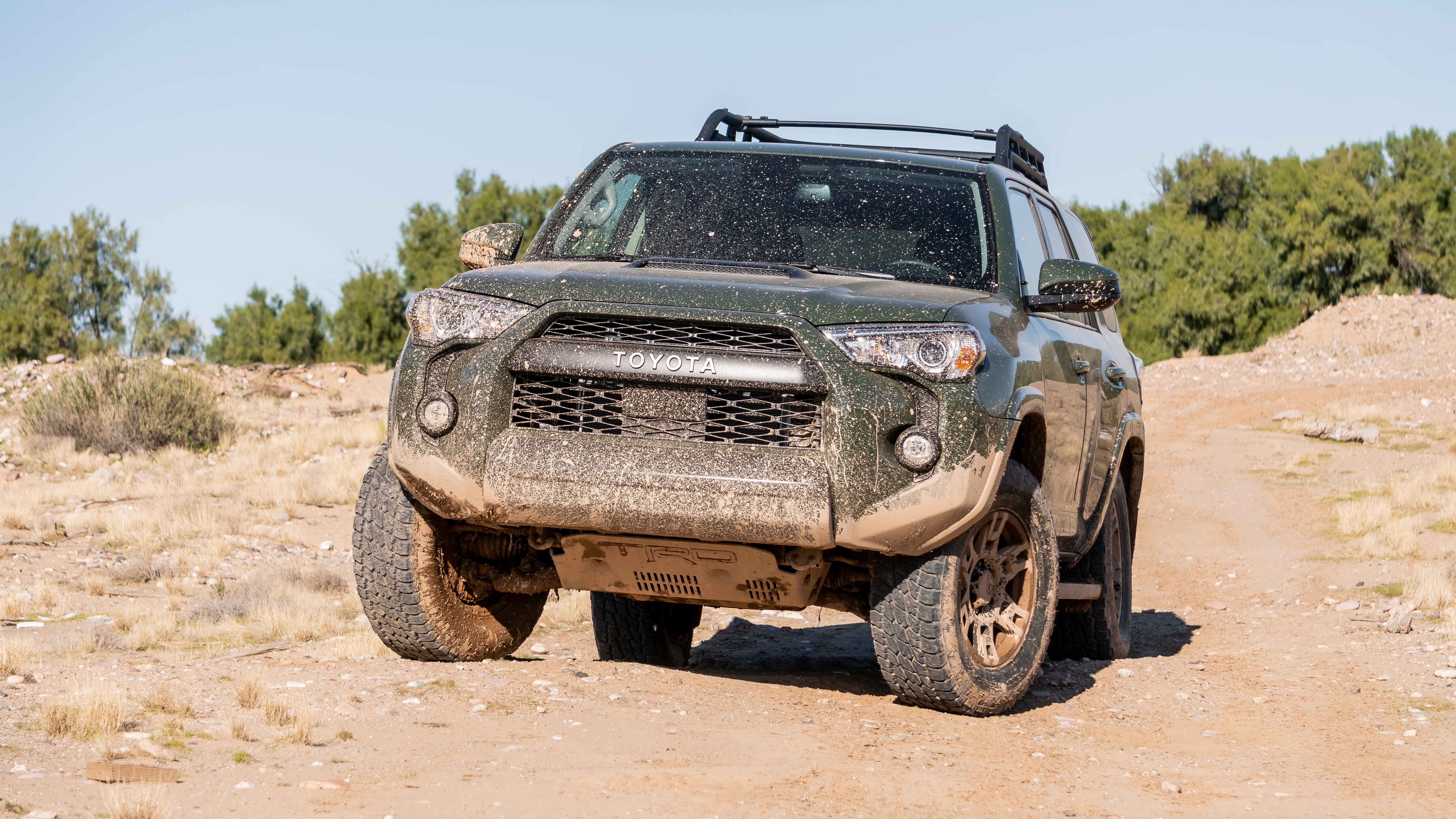 Never Too Old To Play In The Mud 2020 Toyota 4runner Trd Pro Six Speed Blog
